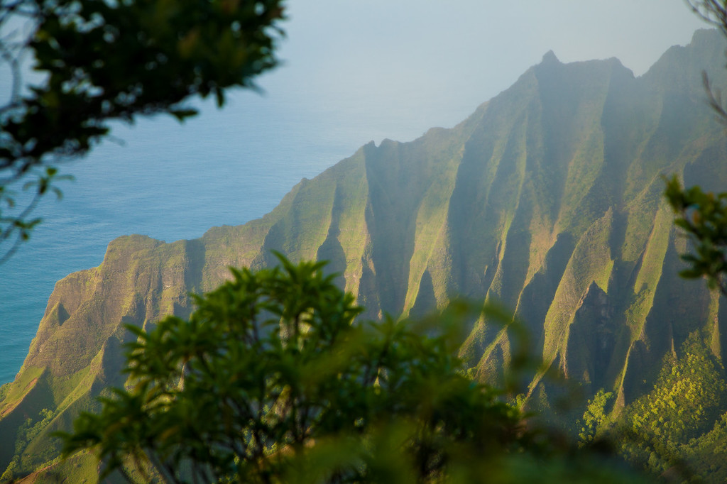 Na Pali Coast of Kauai, HI