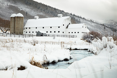 McPolin Barn in Park City