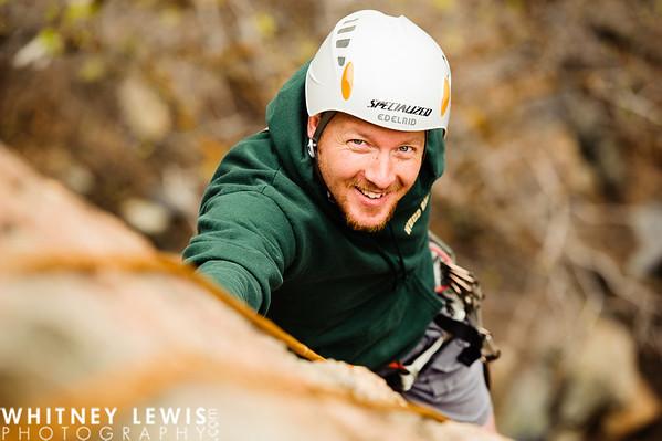 Rock Climbing April20