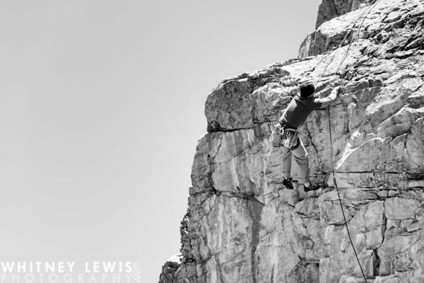 Rock Climbing April28