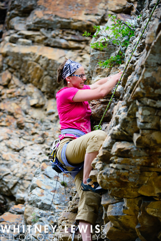 Rock Climbing April30