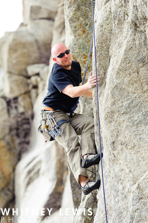 Rock Climbing March23