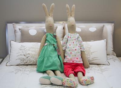 Toy rabbits
