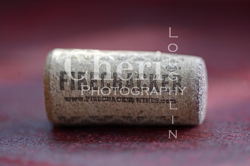 Firecracker Wine Cork 594