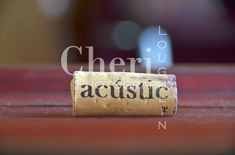 Acustic Wine Cork 092