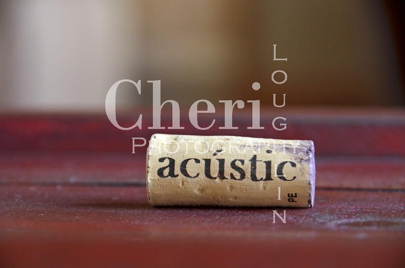Acustic Wine Cork 094