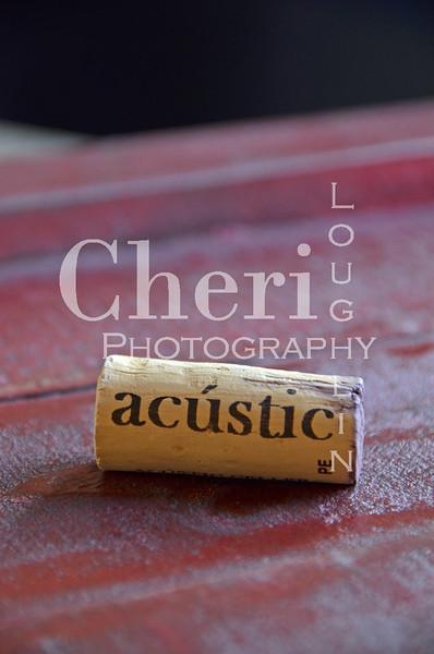 Acustic Wine Cork 082