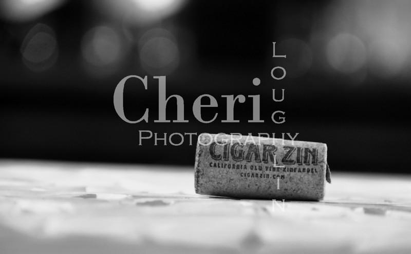 Cigar Zin Wine Cork 004-BW