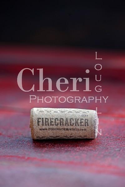 Firecracker Wine Cork 578