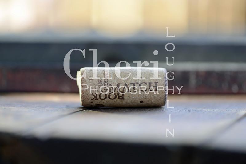 Match Book Wine Cork 752