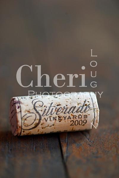 Silverado Wine Cork 148