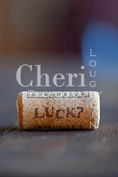 Luck Intention Wine Cork 194