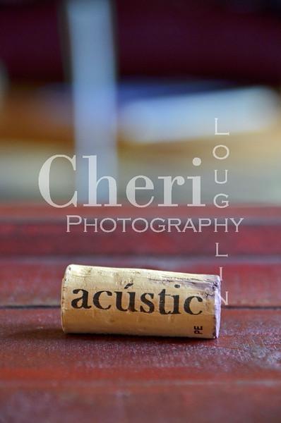 Acustic Wine Cork 084