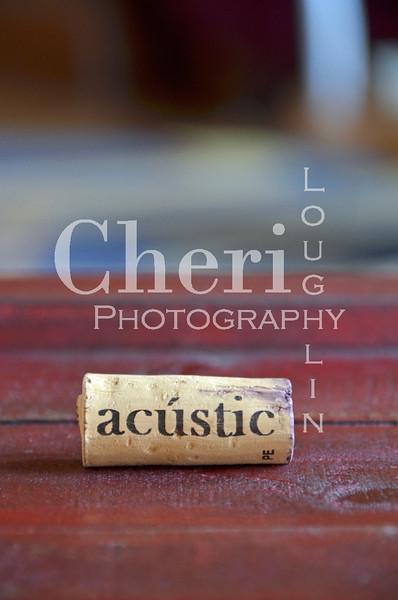 Acustic Wine Cork 086