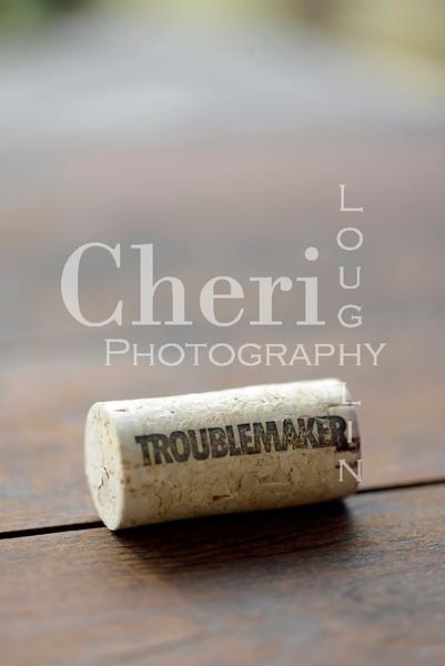 Troublemaker Wine Cork 390