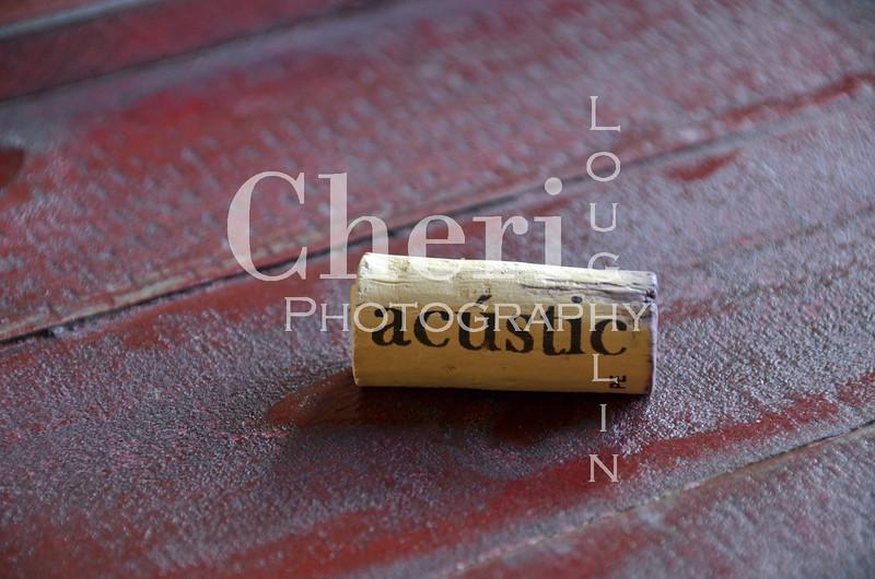 Acustic Wine Cork 078