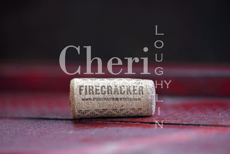 Firecracker Wine Cork 566