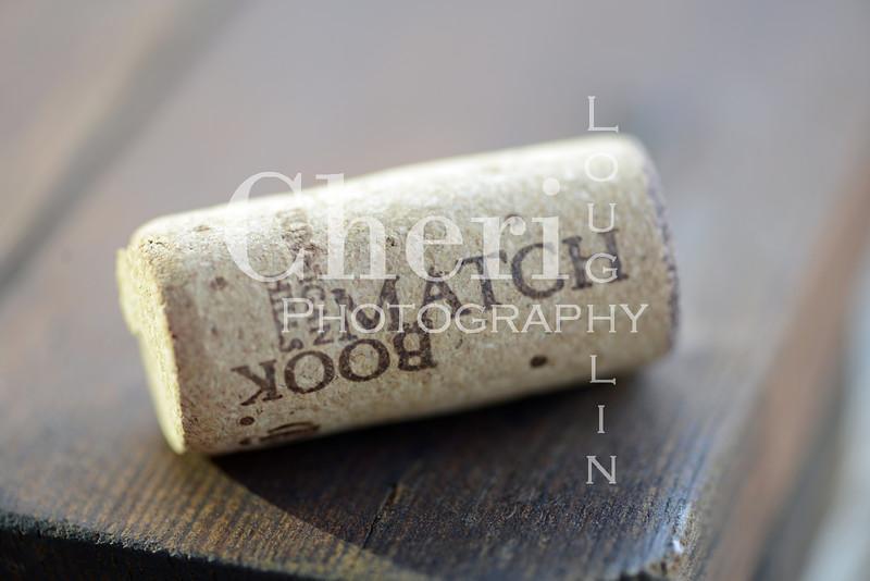 Match Book Wine Cork 802