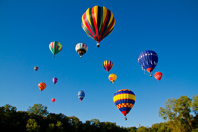"""Desperado"", Tim Billingsly, Carrollton, GA. Great Mississippi RIver Balloon Race 2011, Natchez, Mississippi ......For more information go to http://www.natchezballoonrace.com/"