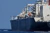 Cargo Ship Stock Photo