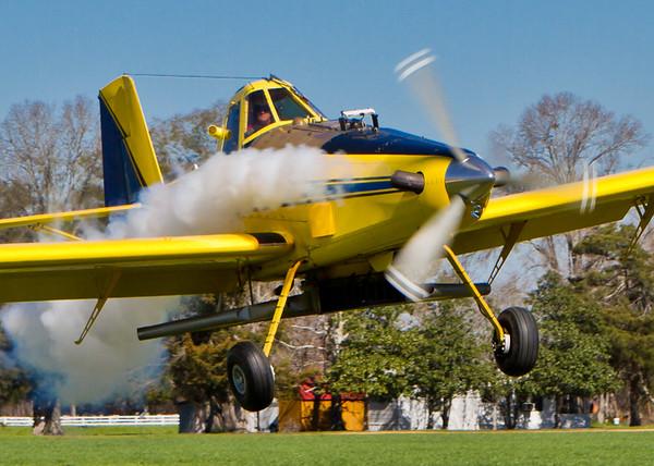 Planes, Crop Dusters