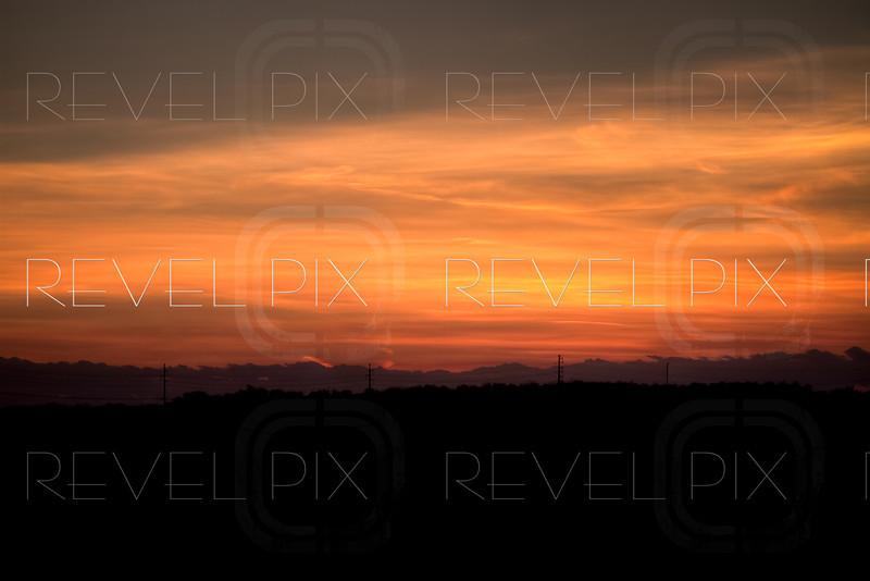 HDR Sunset NM