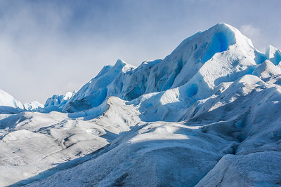 Perito Moreno - One of the last advancing glaciers in the world