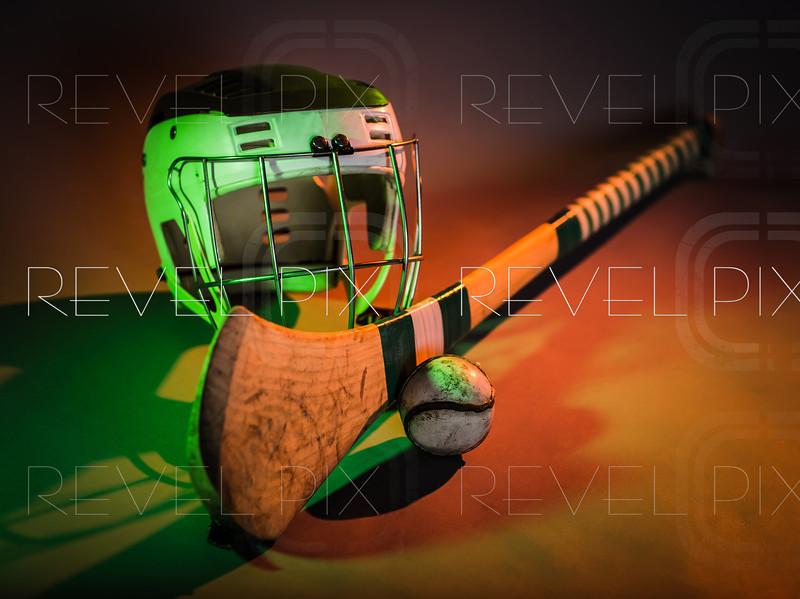 Hurling Equipment Color