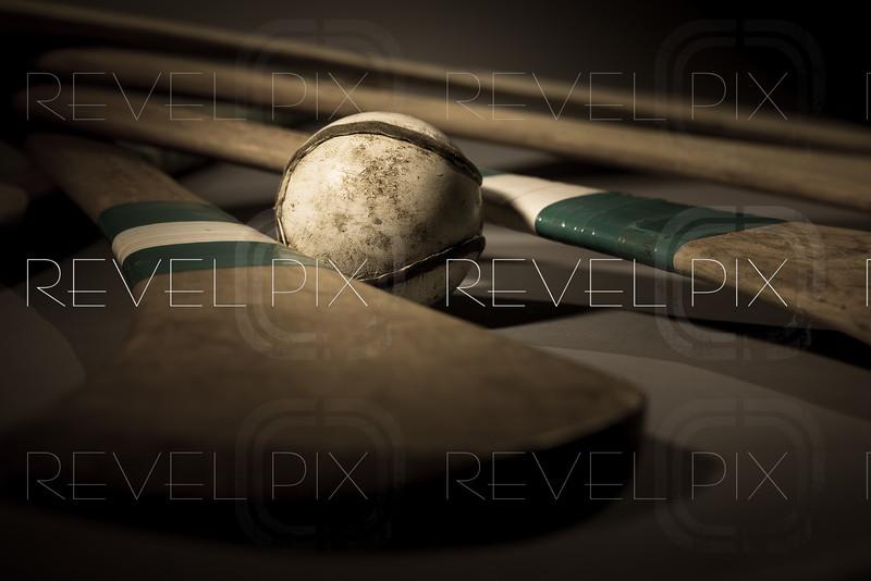 Hurling Ball Close Up
