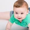 Baby Crawling Towards Camera