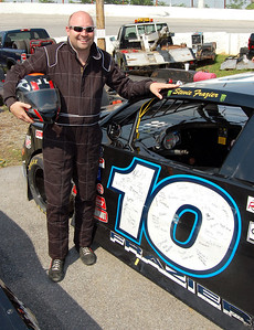 Mod 4								 Driver:	Stevie Frazier							 Car #	10							 Hometown:	Newport TN							 Sponsors:	Kenneth Frazier							 First Race:	2004-Newport TN Mod 4							 First Win :	2007- Limited Late Model  2009 Track Champion Newport Motor Speedway (Mod Four Division)