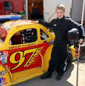 Legends								 Driver:	Zack Dunsmore							 Car #	97							 Hometown:	Chatanooga, TN							 Sponsors:	N/A							 First Race:	2003- Quarter Midget. Waterford, Michigan							 First Win :	2003- Quarter Midget. Waterford, Michigan