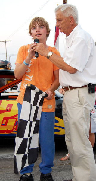 Street Stock Driver:Jesse Clark Car #5 Hometown: Sponsors:JBL Communications, John Clark Construction First Race:2009-streetstock First Win :Newport TN. Hobby Stock
