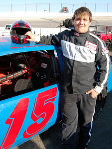 Street Stock								 Driver:	Marvin Green Jr.							 Car #	15							 Hometown:	Cosby TN							 Sponsors:	Bearland Grill & General Store			Marvin Green Sr.				 First Race:	2010- Newport Motor Speedway, Street Stock							 First Win :	2011 (May) Newport Motor Speedway