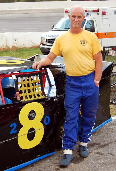 Mod Four Driver:Robert Ward Car #280 Hometown:Brevard NC Sponsors:Precision Pressure Washing, 280 Car wash & Detail First Race:2011-Newport Motor Speedway First Win :N/A
