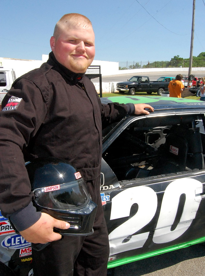 Front Wheel Drive Driver:Terry King Car #20 Hometown:Marshall, NC Sponsors:Ares Armaments, Reece Tire First Race:2007- Newport TN. FWD First Win :2008- Newport Motor Speedway