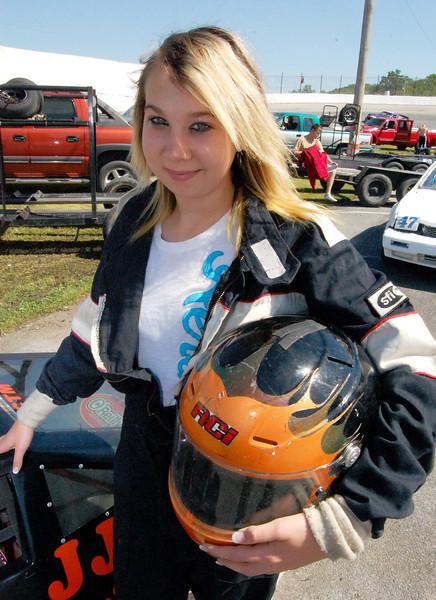 Mini Cup Driver:Kayla Holland Car #10 Hometown:Asheville, NC Sponsors:J J's Tire & WheelWheel, Papaw First Race:2010 Newport TN First Win :2010 Newport Tn, Winston Mini