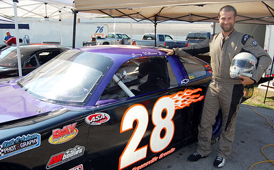 Late Model Sportsman								 Driver:	Jerry Williams Jr.							 Car #	28							 Hometown:	Greensville, TN							 Sponsors:	Jerry's Heating Air, Paul Holt's Racing Transmissions							 First Race:	1994-Volunteer Speedway Bull's Gap TN							 First Win :	1994-Newport Motor Speedway, open wheel modified