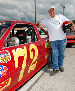 "Front Wheel Drive								 Driver:	Everette Craine ""Dirty Bird""							 Car #	72							 Hometown:	Marshall, NC							 Sponsors:	J.D. Gosnell Trucking, West Greene Insurance							 First Race:	1970- Newport TN. Dirt Track							 First Win :	6/2010 Newport TN"