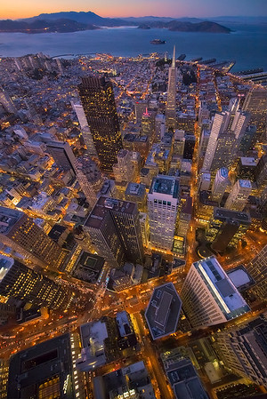 San Francisco from Above