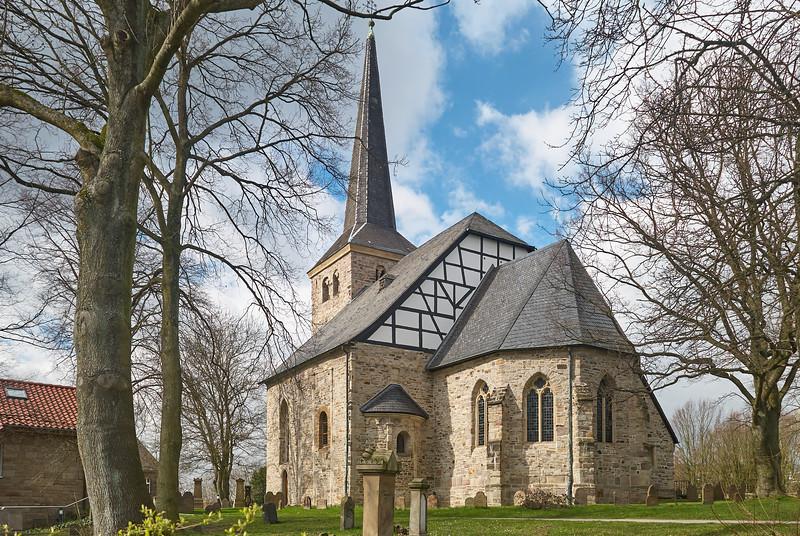 Stiepeler Dorfkirche