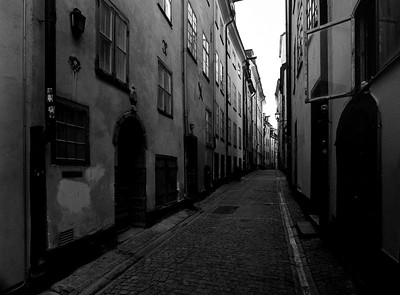 Stockholm. Old Town.