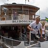 Boat to Stockholm archipelago
