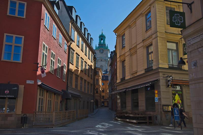 Storkyrkan, Old town Stockholm, Sweden