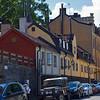 Fjällgatan Stockholm, Sweden