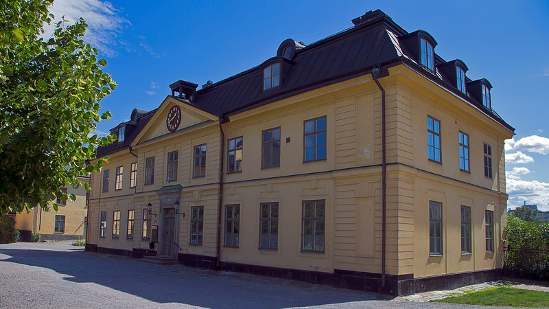 Barnängens gård since 1767.