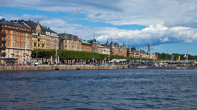 Strandvägen, Stockholm Apartment house, Strandvägen Stockholm, Sweden