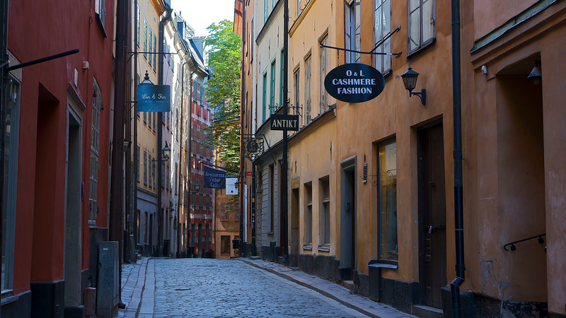 Old Town, Stockholm
