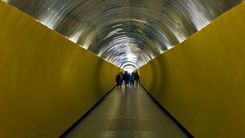Brunkebergtunneln, built 1884-1886