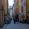 Tyska brinken Old town Stockholm, Sweden